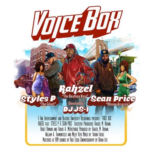 Voice Box (ft. Styles P & Sean Price) von Rahzel