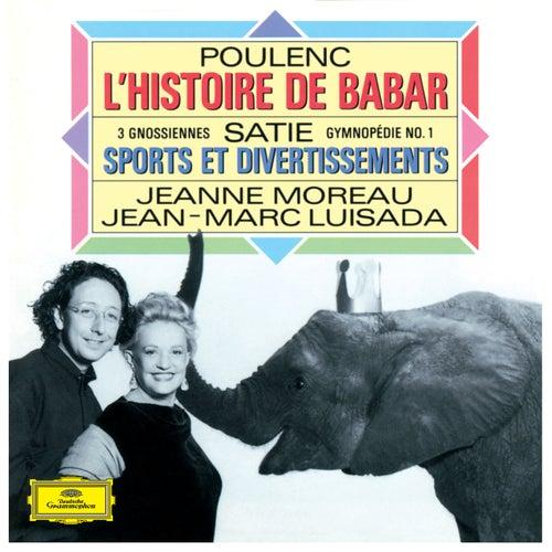 Satie: Piano Works / Poulenc: L'Histoire de Babar by Jean-Marc Luisada