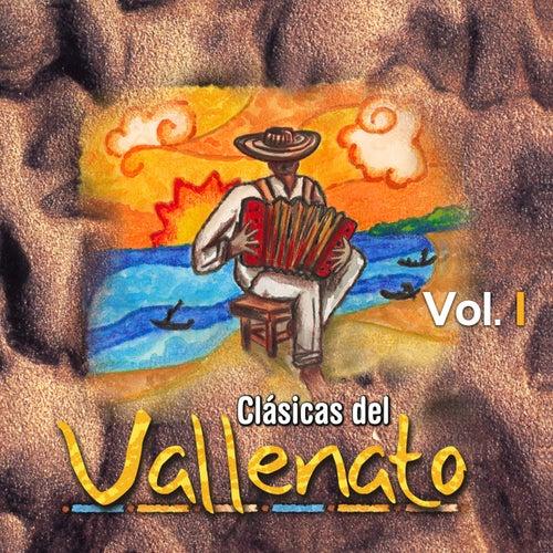 Clásicas del Vallenato, Vol. 1 de Various Artists