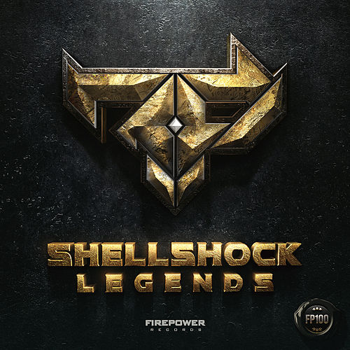 Shell Shock Legends de Various Artists