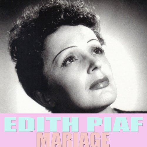 Mariage de Édith Piaf