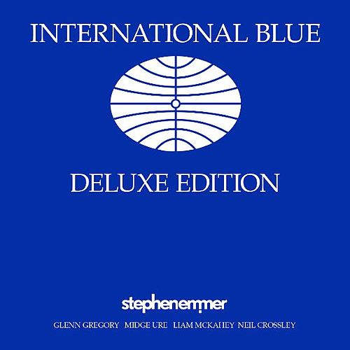 International Blue (Deluxe Edition) by Stephen Emmer