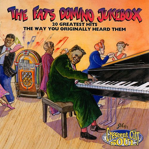 The Fats Domino Jukebox: 20 Greatest Hits The Way You Originally Heard Them de Fats Domino