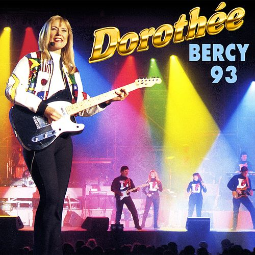 Bercy 93 (Live) de Various Artists
