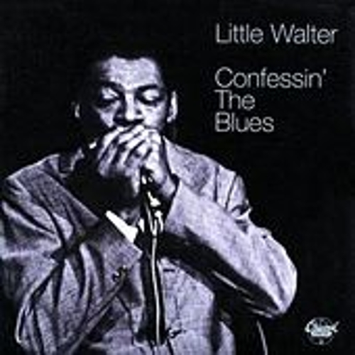 Confessin' The Blues fra Little Walter