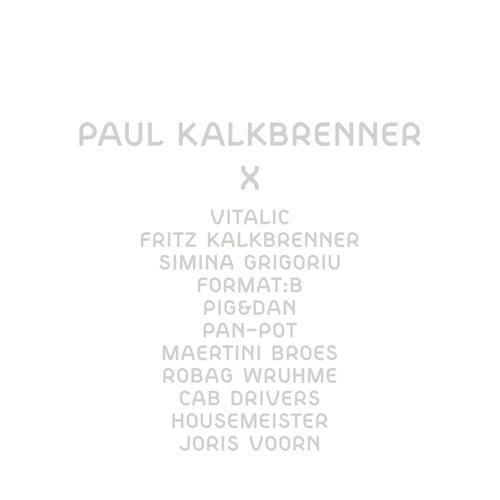 X von Paul Kalkbrenner