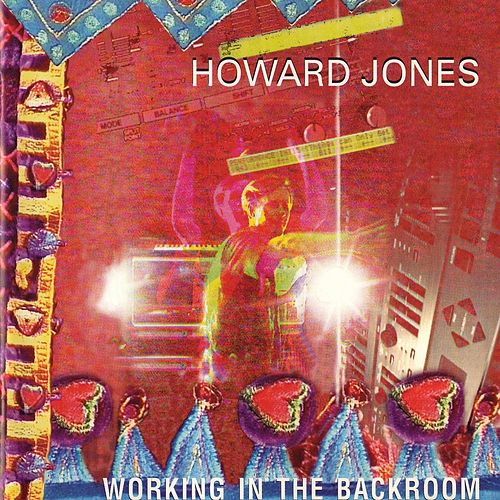 Working In The Backroom de Howard Jones