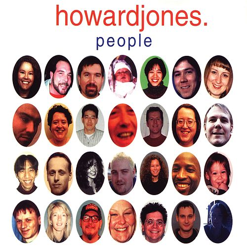 People by Howard Jones