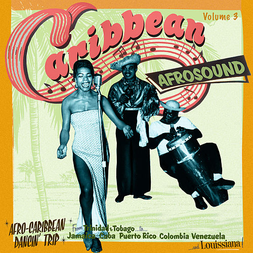 Caribbean Afrosound Vol.3 de Various Artists
