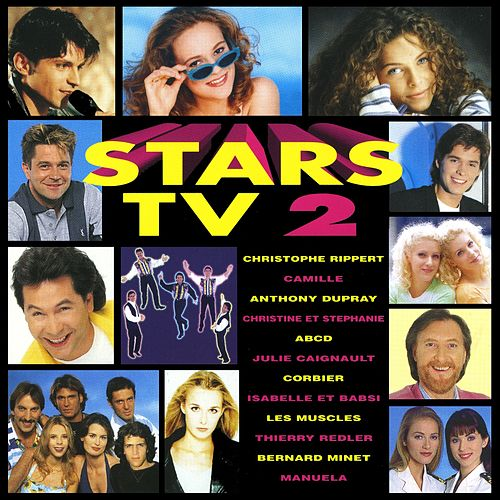 Stars TV, vol. 2 de Various Artists