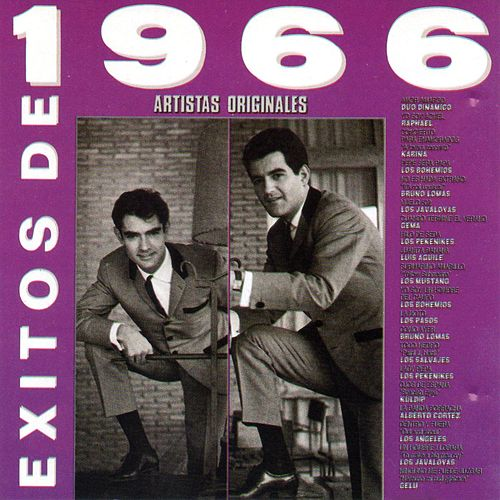 Éxitos de 1966. Artistas Originales (Remastered 2015) von Various Artists