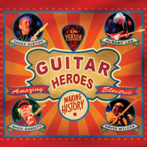 Guitar Heroes de David Wilcox
