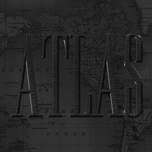 Atlas - EP by Luke Underhill