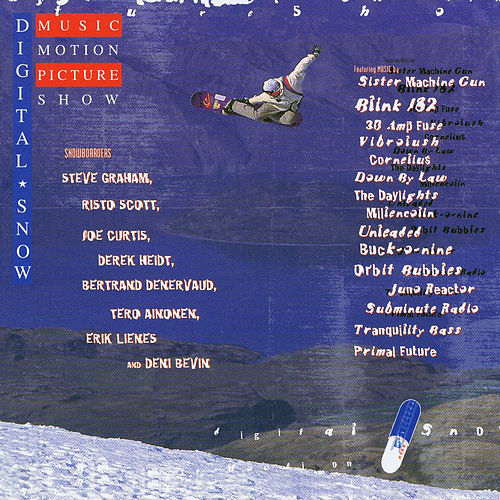 Digital Snow: Music Motion Picture Show (Digitally Remastered) de Various Artists
