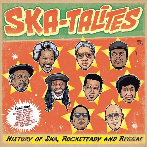 History of Ska, Rocksteady and Reggae de The Skatalites