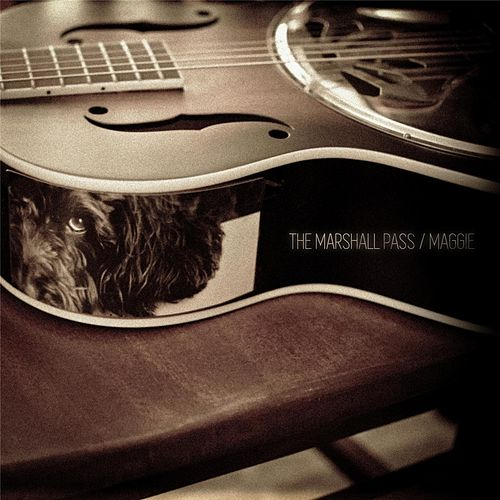 Maggie de The Marshall Pass