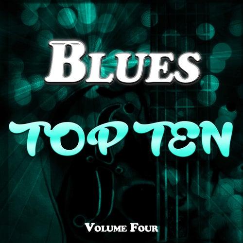 Blues Top Ten Vol. 4 de Various Artists