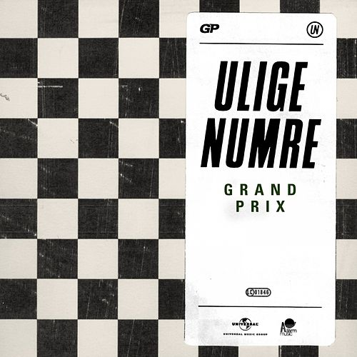 Grand Prix by Ulige Numre