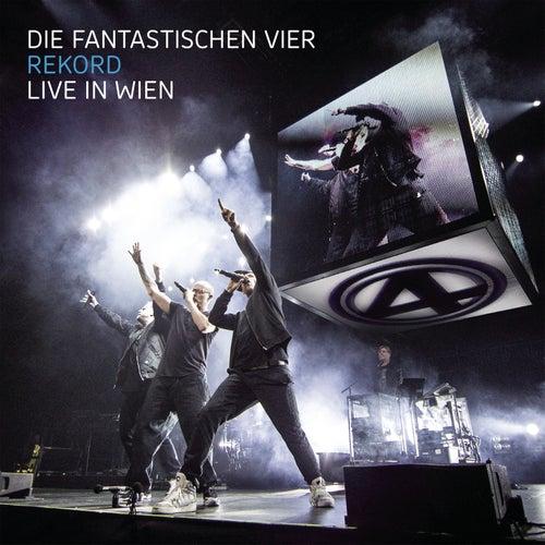 Rekord - Live in Wien von Die Fantastischen Vier