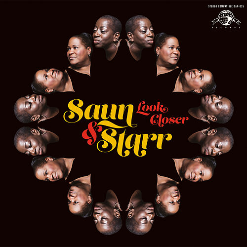 Look Closer (Can't You See the Signs?) - Single by Saun & Starr