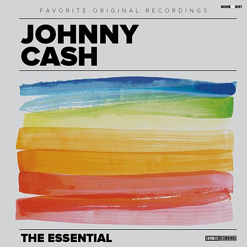 The Essential by Johnny Cash