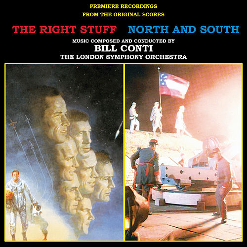 The Right Stuff / North And South von Bill Conti