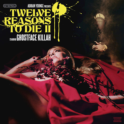 Twelve Reasons to Die II (Deluxe) by Adrian Younge