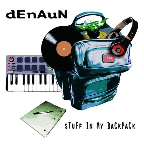 Stuff In My Backpack by Denaun