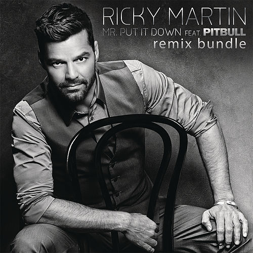 Mr. Put It Down (Remixes) by Ricky Martin