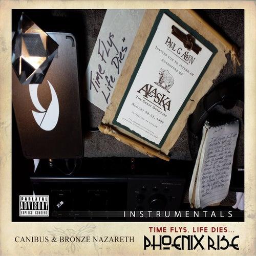 Time Flys, Life Dies... Phoenix Rise (Instrumentals) de Canibus