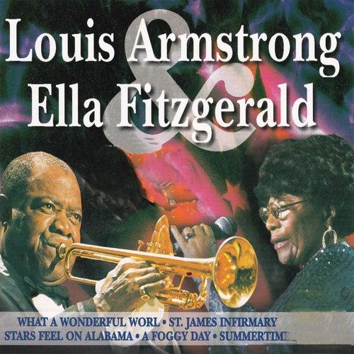 Louis Armstrong & Ella Fitzgerald von Ella Fitzgerald