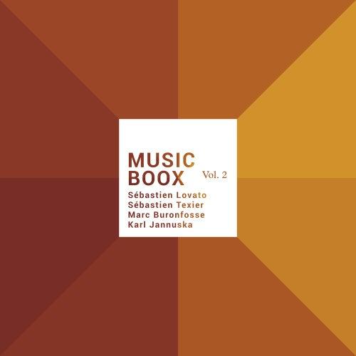 Music Boox, Vol. 2 (feat. Sébastien Texier, Marc Buronfosse & Karl Jannuska) by Sébastien Lovato