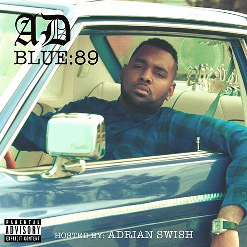 Blue 89 EP by Ad
