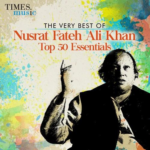 The Very Best of Nusrat Fateh Ali Khan - Top 50 Essentials de Nusrat Fateh Ali Khan