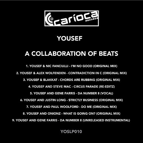 A Collaboration Of Beats - EP von Yousef