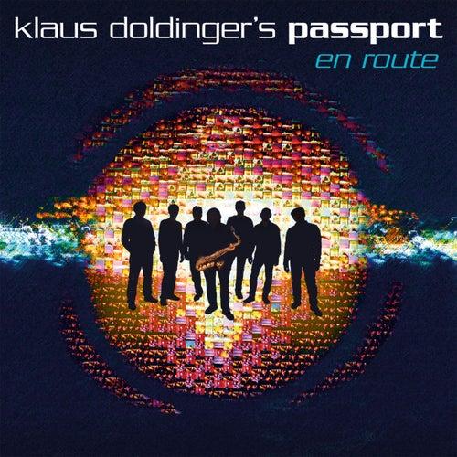 En Route von Klaus Doldingers Passport