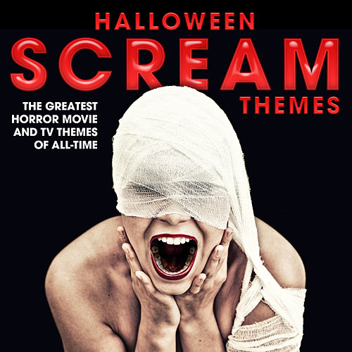 Halloween Scream Themes: The Greatest Horror Movie and Tv Themes of All-Time de Horror Movie Theme Orchestra