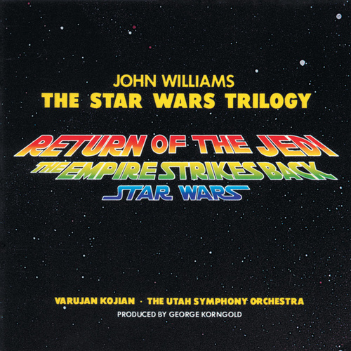 The Star Wars Trilogy (Return of the Jedi / The Empire Strikes Back / Star Wars) by John Williams