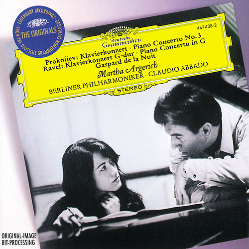 Prokofiev: Piano Concerto No.3 / Ravel: Piano Concerto in G major by Martha Argerich