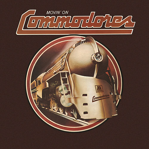 Movin' On de The Commodores