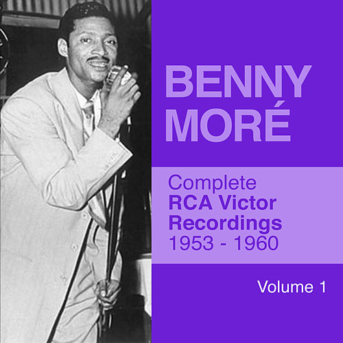 Complete RCA Victor Recordings 1953 - 1960 Vol. 1 de Beny More