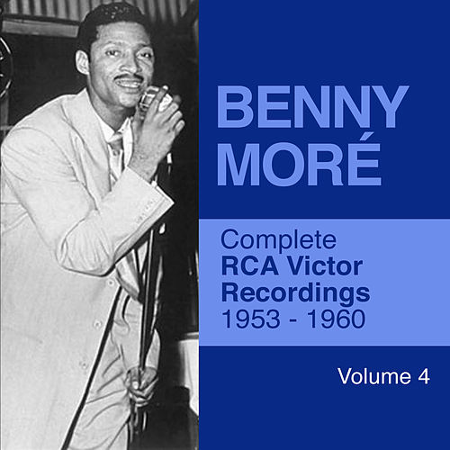 Complete RCA Victor Recordings 1953 - 1960 Vol. 4 de Beny More