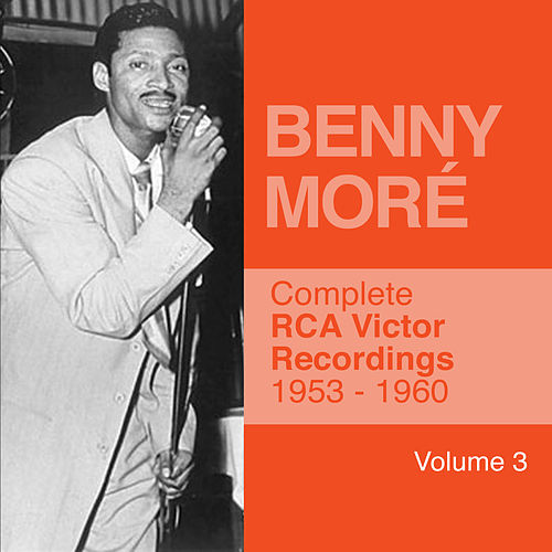 Complete RCA Victor Recordings 1953 - 1960 Vol. 3 de Beny More