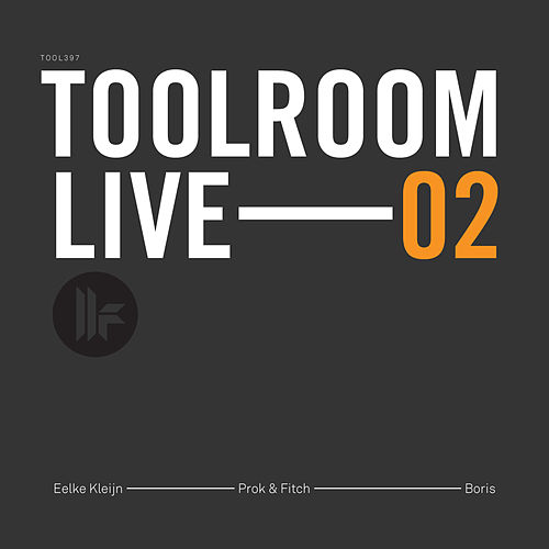 Toolroom Live 02 von Various Artists