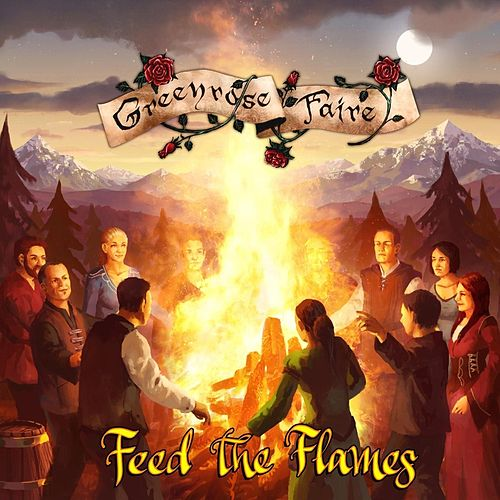 Feed the Flames by Greenrose Faire