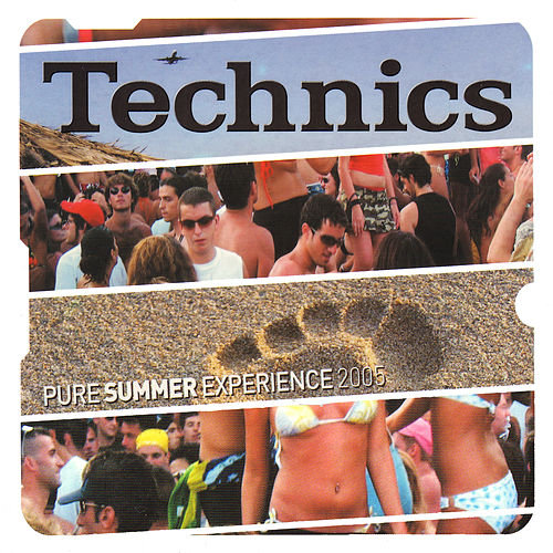 Technics. Pure Summer Experience 2005 von Various Artists