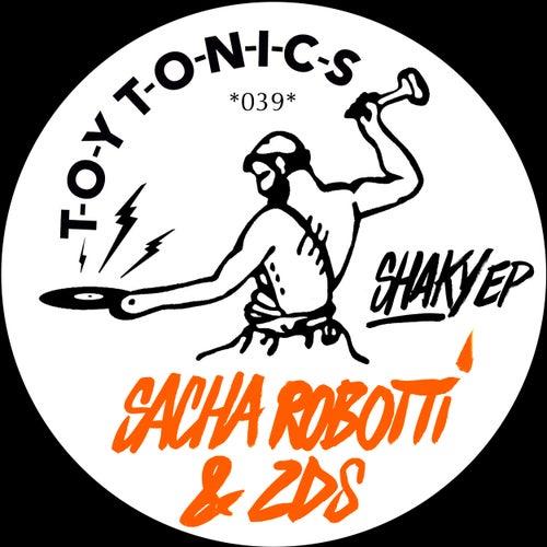 Shaky EP by Sacha Robotti