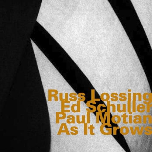 As It Grows by Paul Motian