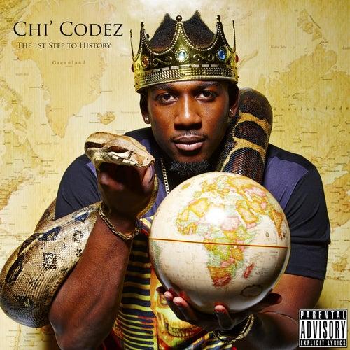 I Am Legend by Chi'Codez