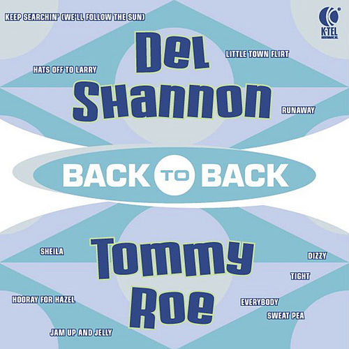 Back to Back de Del Shannon